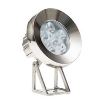 Sotto 15W 12V DC Submersible LED Pond Light 316 Stainless Steel / Warm White - HV1494W