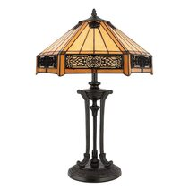 Indus Table Lamp Vintage Bronze - QZ/INDUS/TL