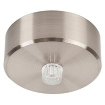 Canopy 70mm Round Surface Mounted Satin Chrome - HV9705-7023-SCH