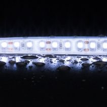 STRIP-120-WP Flexible 120 LED Weatherproof Strip - 10W 12V / White LED