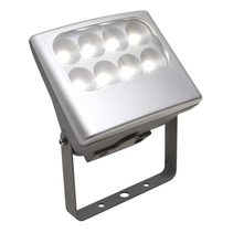 Exterior 24W LED Floodlight Silver - FLLED6170