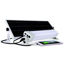 Solar Powered 12W LED Batten Light Kit - MLSB12W