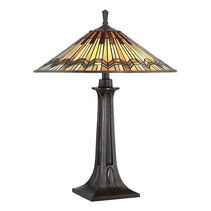 Alcott Table Lamp Valiant Bronze - QZ/ALCOTT/TL