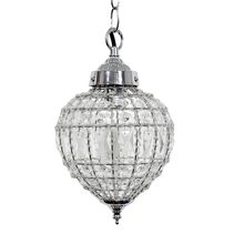 Plume Small 1 Light Pendant - CE731
