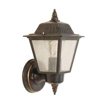 Highnam Wall Lantern Weathered Bronze - GZH/HN1