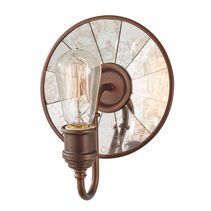 Urban Renewal 1 Light Wall Light Astral Bronze - FE/URBANRWL/WB2