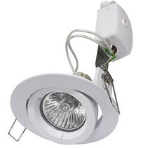KDLM23 GU10 Downlight Kit