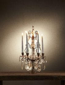 Estella Small Candelabra