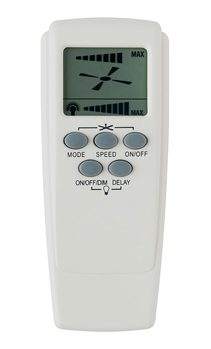 Dimmable LCD Remote Control RF - FRM98