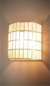 Grahamstown 1 Light Wall Lamp Half Round - ELJE60282