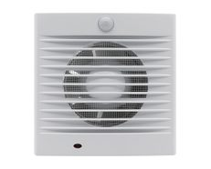 Bairstow 12W Wall Exhaust Fan With Sensor White - BWE221SWH
