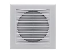 Fresno 12W Wall Exhaust Fan White - BWE211WH