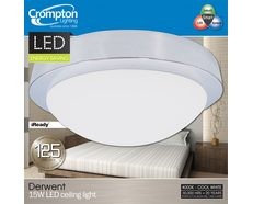 Derwent 15W LED Ceiling Light Daylite - EX15B330G5K