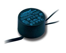 Luxman IP65 12V 50W Waterproof Electronic Transformer - ETH50.302VA