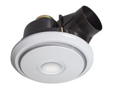 Boreal Small Exhaust Fan With 11W LED White / TRI - 20750/05
