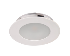 Anova 4W LED Recessed Cabinet Light White / Daylight - S9105DL/WH