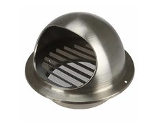 Exterior Cowl Ducting Accessory Suits 100mm Stainless Steel - 19943/16