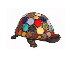 Tiffany Turtle Table Lamp - A007