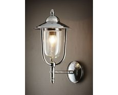 Pier 1 Light Wall Lamp Antique Silver - ELPIM51230AS