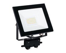 Neo 20W LED Track Floodlight Black / Cool White - NEO 020.TA-840
