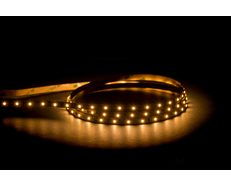 Ecolamp 4.8W 12V DC 1 Metre Dimmable LED Strip Light / Warm White - HV9723-IP20-60-3K
