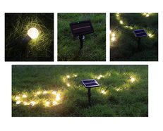 LED Festoon Light Kit - SLDFES-25W