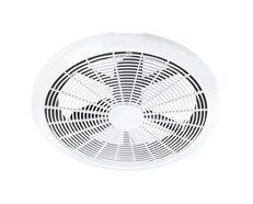 Eco Flow Exhaust Fan Small White - 21358/05