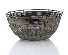 Metal Basket Nickel