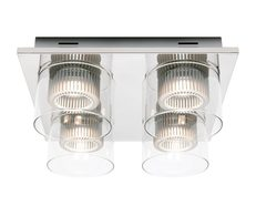Haiger 4 Light LED CTC - Chrome