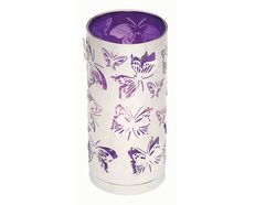 Butterfly Touch Lamp Purple - A45010