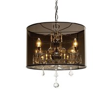 Santiago 3 Light Chandelier CE3323