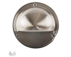 316 Stainless Steel Surface Mounted Eyelid Light - 240V G9 - HV2901
