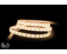 Warm White LED Strip Light - HV9763-IP67-60