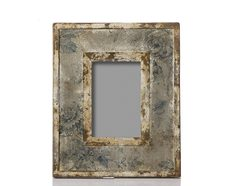 Silk Embossed Photo Frame Large