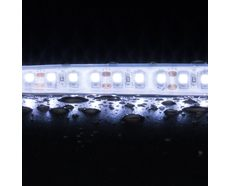 Strip Weatherproof 10 Watt 12V LED 1 Metre Flexible Strip Light / Daylight - 20056