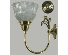 Lambton 1 Light Wall Light (PB)