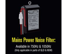 Zellweger ZF-750 Notch Filter Noise Suppressor - 008