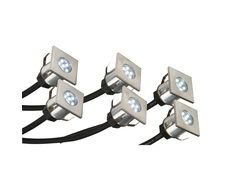 LED Deck Light Kit Stainless Steel - EXST4145K
