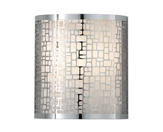 Joplin 1 Light Wall Light Chrome - FE/JOPLIN1