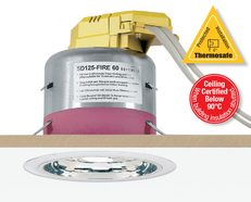 SD125F-Fire 60/Downlight