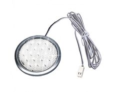 Compact Round 1.2W LED Cool White - SLED-C19WH