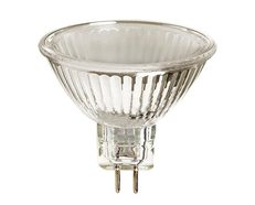 Halogen Low Voltage 12V 20W Dichroic MR16 Lamp