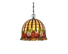 Rosecliffe 3 Light Pendant Imperial Bronze - QZ/ROSECLIFFE/P