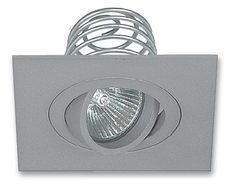 SV-STLT1-SI Architectural Multi Downlight Silver