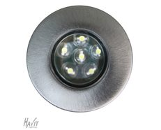 316 Stainless Steel Cover DIY LED Deck Light - 12V LED - HV2833B