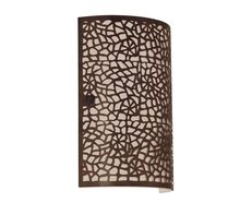 Almera Wall Light Antique Brown - 89115N