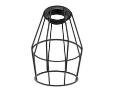 Metal Cage Shade Black - MA98BLK