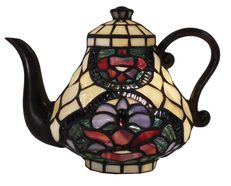 Alicia Teapot Lamp