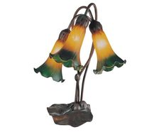 3 Light Lily Table Lamp