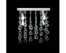 STARLIGHT-C30 Crystal LED CTC Pendant - Length 300mm / White LED